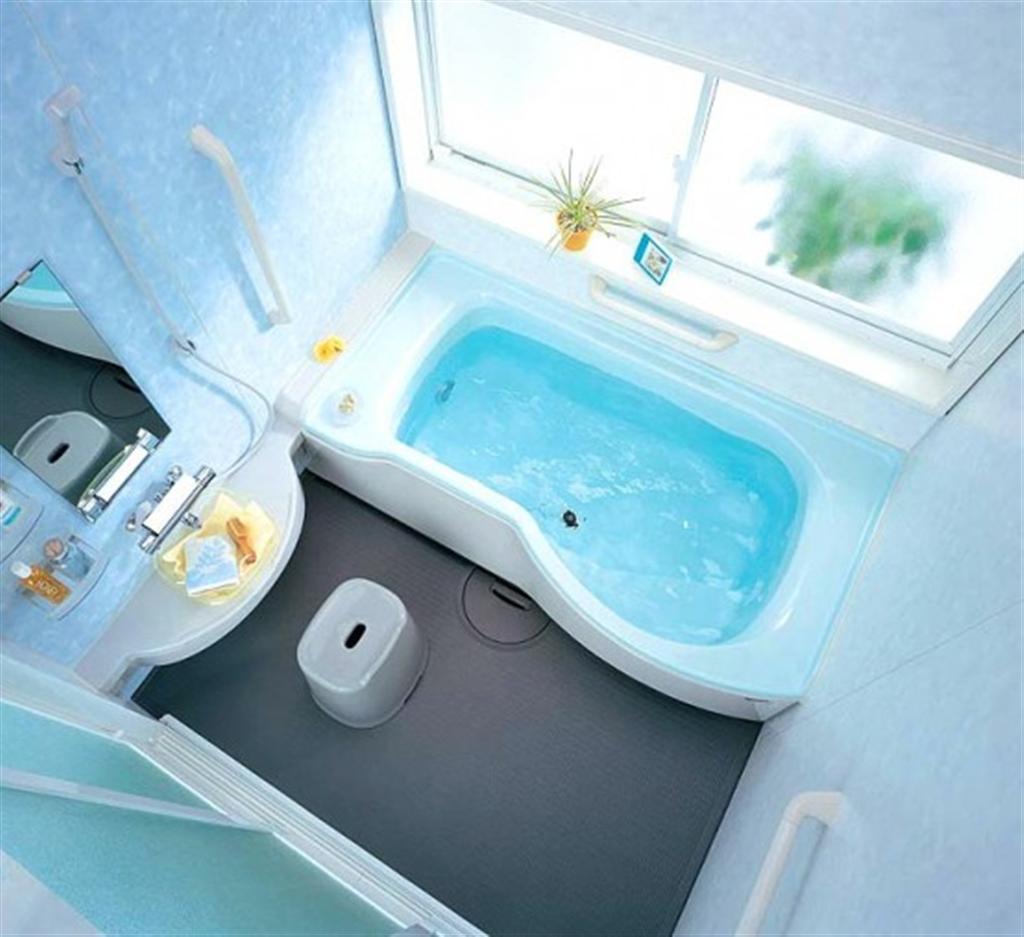 Stunning ideas for small bathroom for Small bathroom design 2014