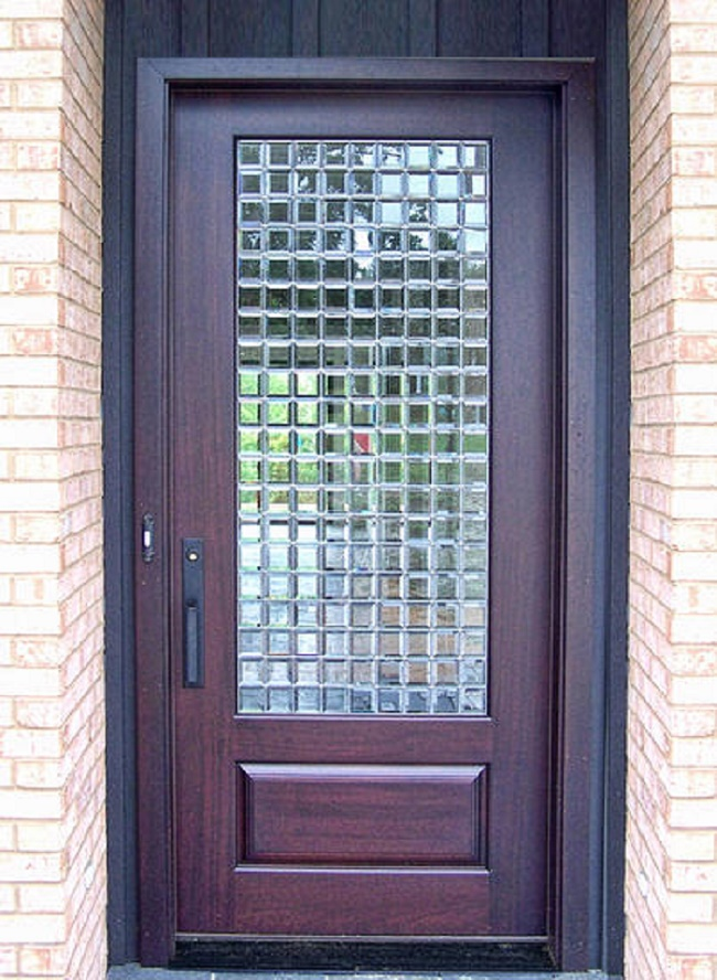 Vintage Designed Victorian Front Doors