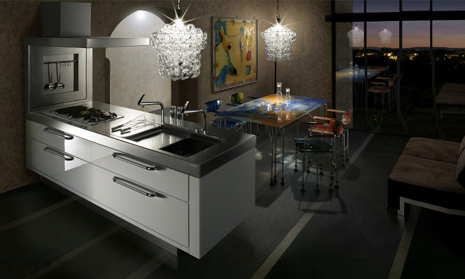 creative kitchen design