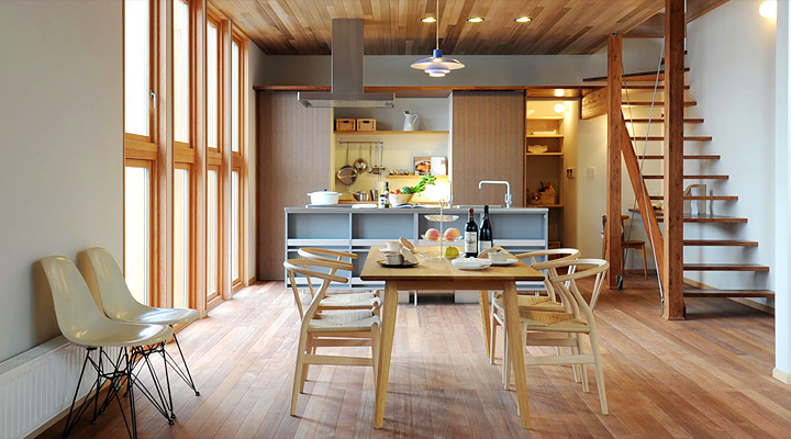 Open Kitchen Dining