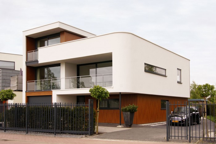 modern house style