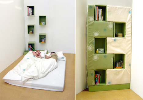 Great bed for small spaces
