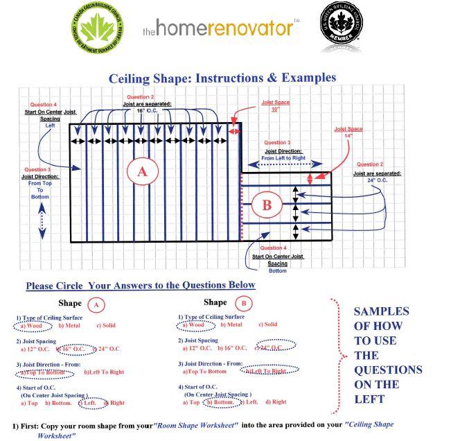 Drywall estimator planner software