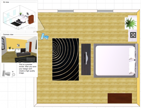 My decor 3D planner software