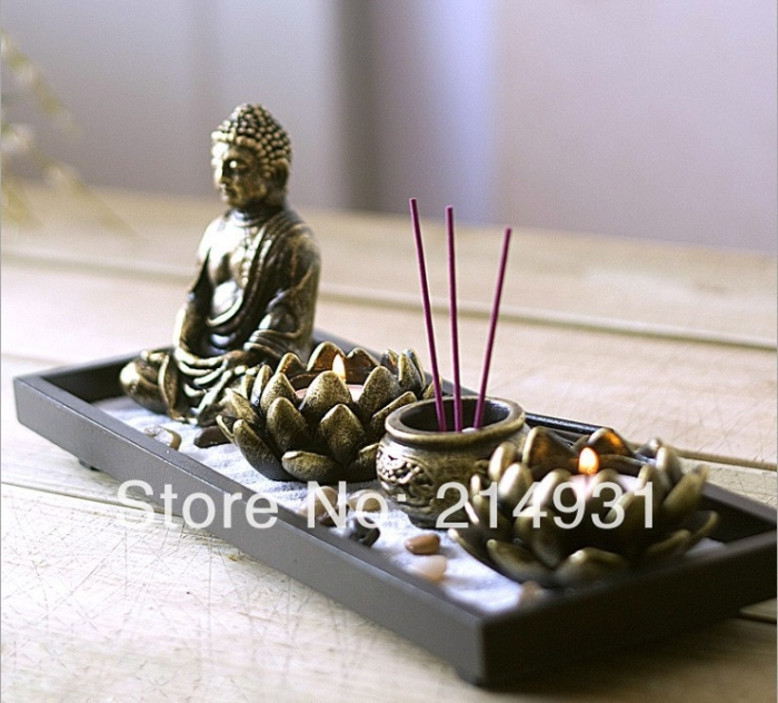 Zen decorating idea