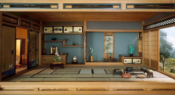 Simple Shoji sliding doors design