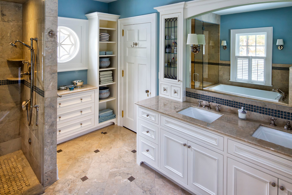 Custom vanities and storage cabinets
