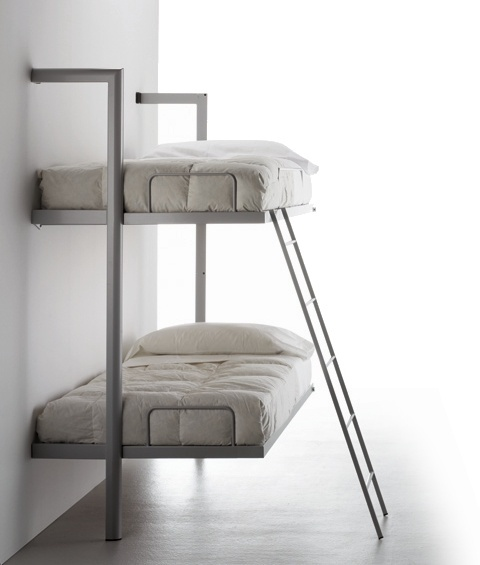 fold away bunk bed