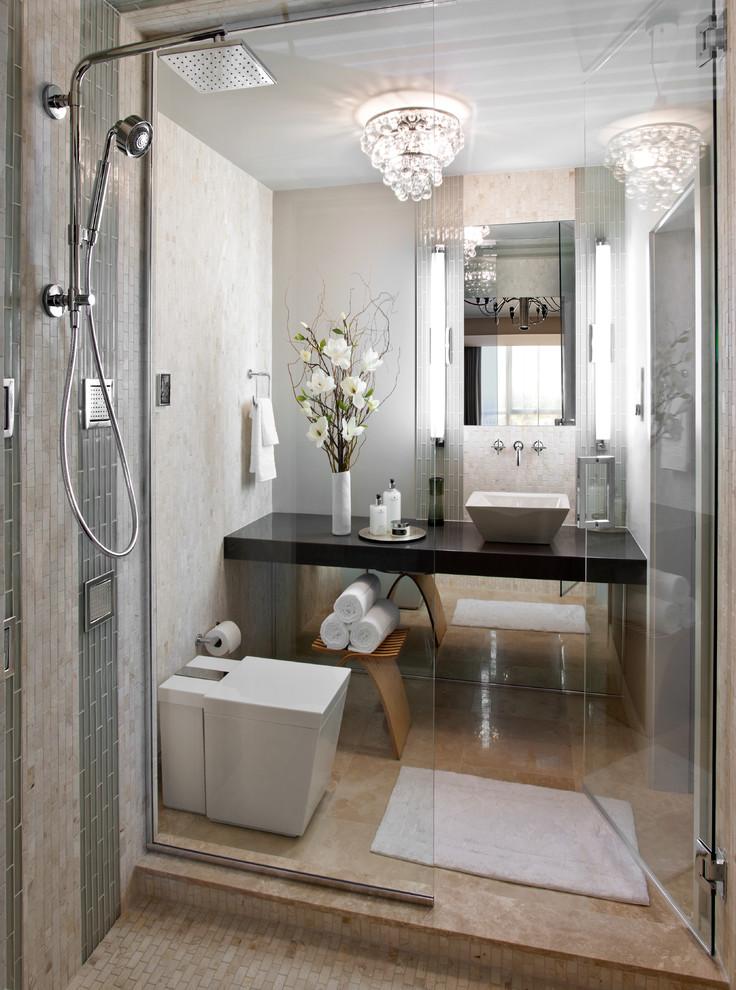 cantemporary bathroom