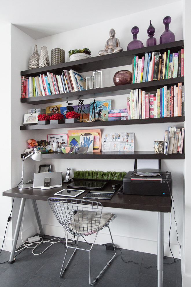 hanging shelving