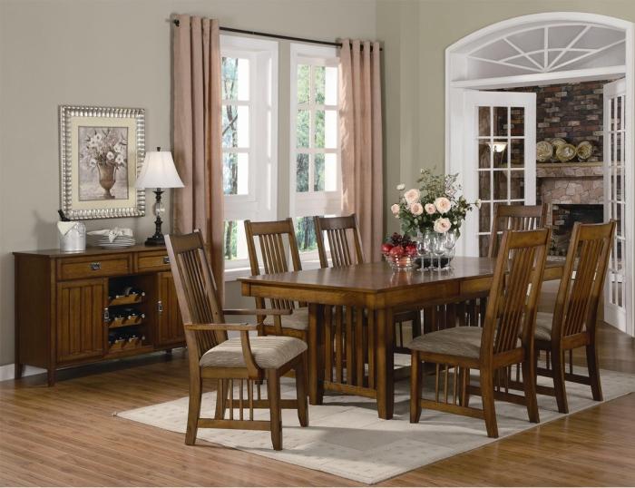 luxury original dining table set design