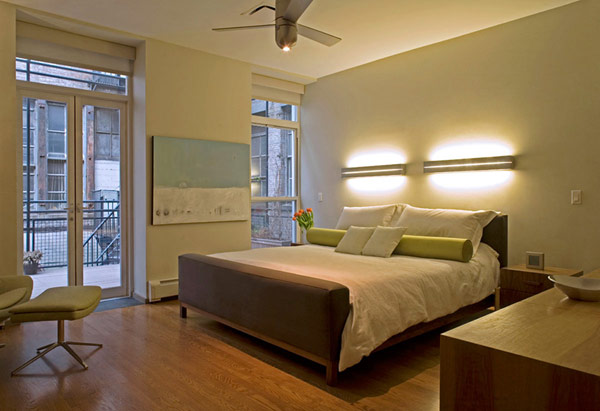 Bedroom Ideas for a Contemporary Apartment