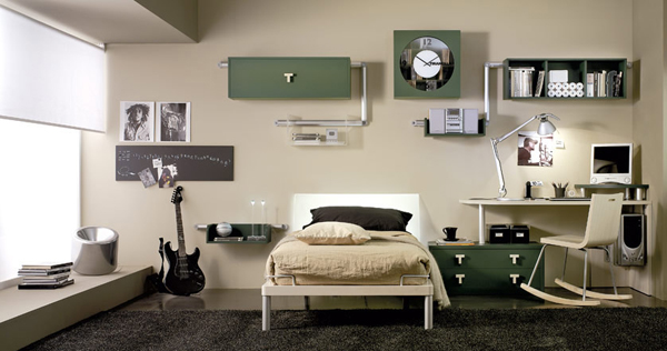 Ideas For Teenage Boys Bedroom