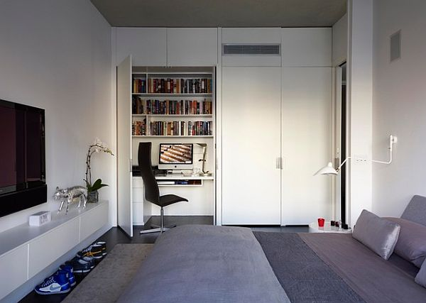 To Keep Up With The Minimalist Look It Is Important To Have A Proper  Storage Space In A Teenage Boy Bedroom. This Way They Can Keep Their Room  Looking Good ...