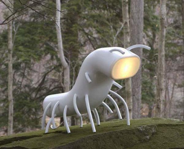 unusual luxury lamp