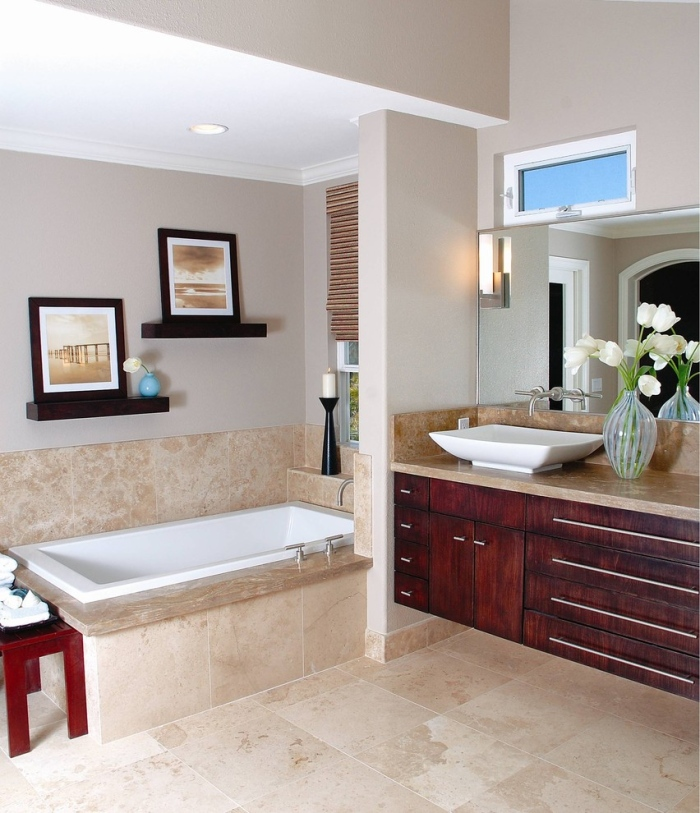 Beautiful Bathrooms Pics: SMALL BATHROOM TILE IDEAS PICTURES
