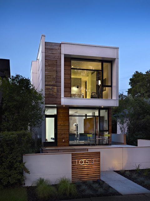 Stunning big modern houses designs for Modernized exteriors