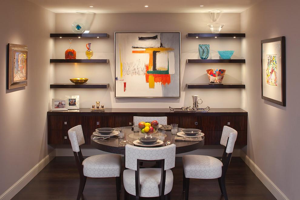 Enhanced Designs For Dining Room Storage