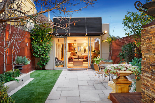 Parade Ascot Vale Patio design