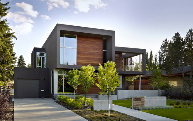 SD modern house design