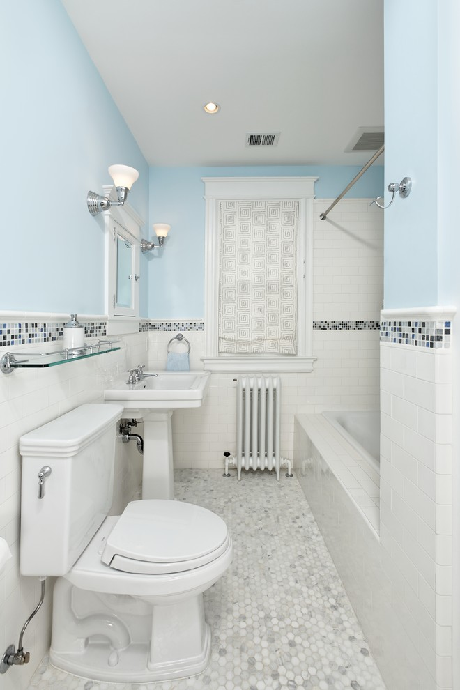 Small bathroom tile ideas pictures Small bathroom remodel tile