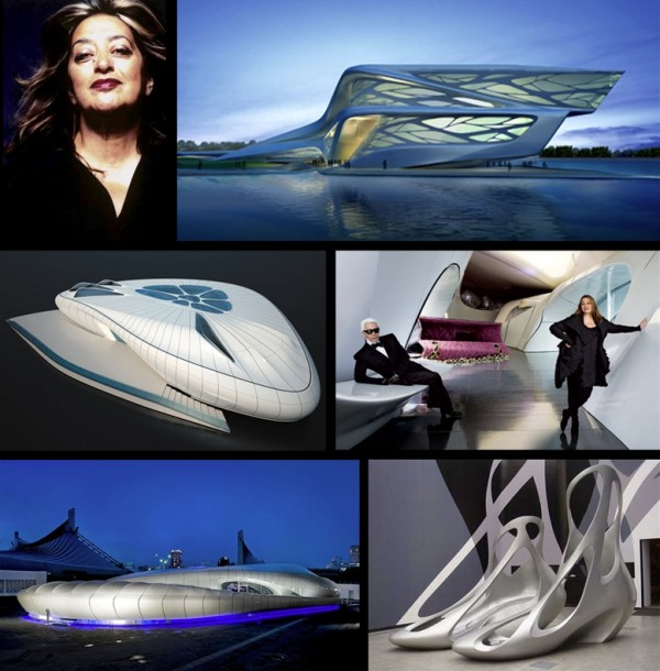 Hadid was born in Iraq