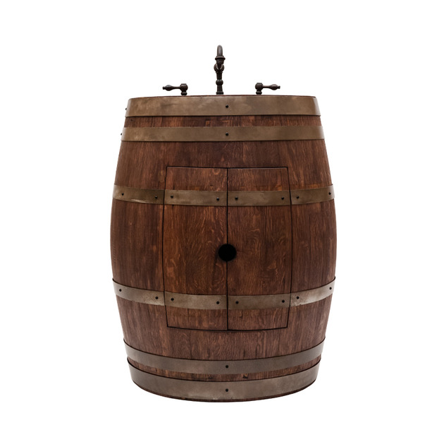 Barrel Vanity