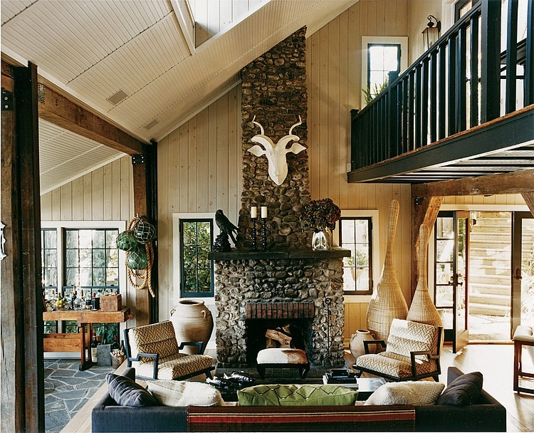 Thom Filicia Lake House Country Home New York