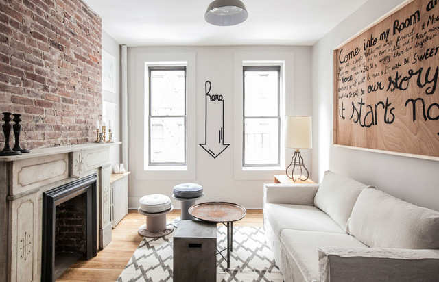 DIY living room idea