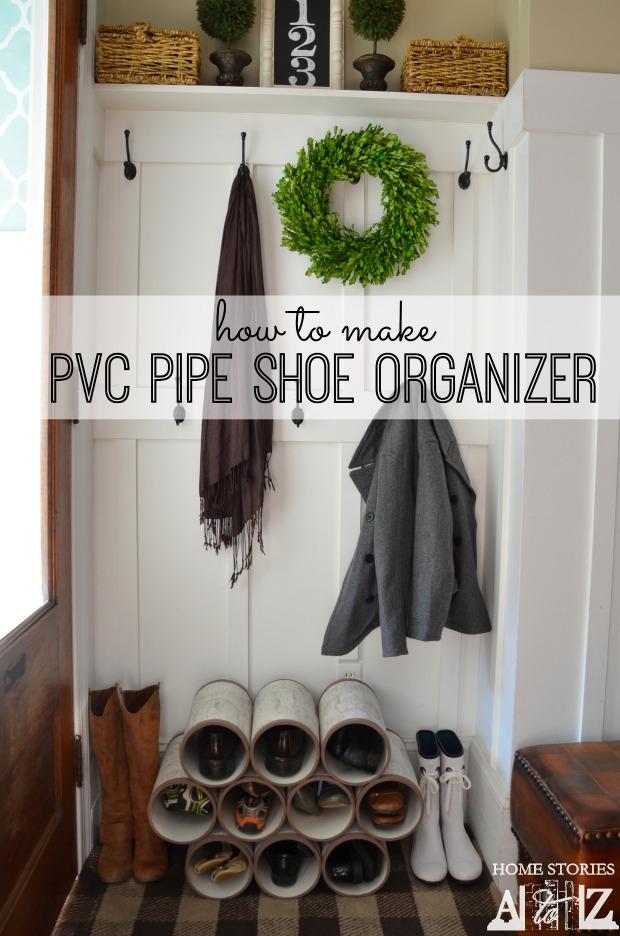 cool shoe organizer