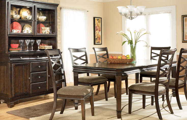 Glamorous Dining Room Furniture Chairs