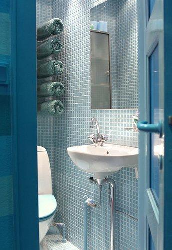 This bathroom looks fantastic