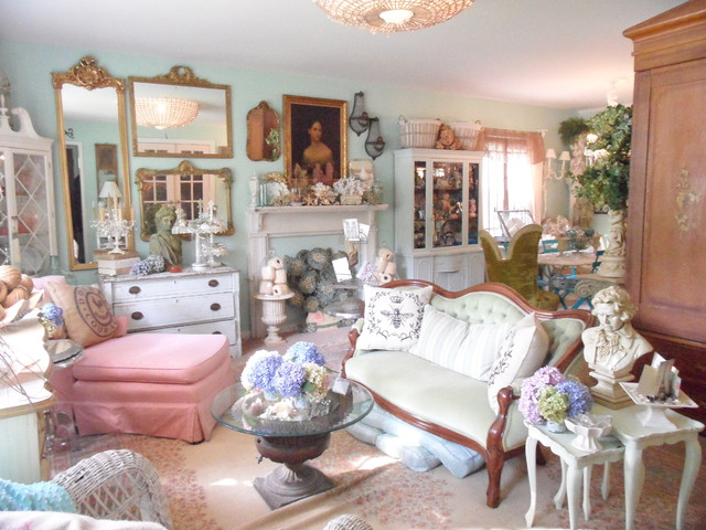 Perfect room for a tea party