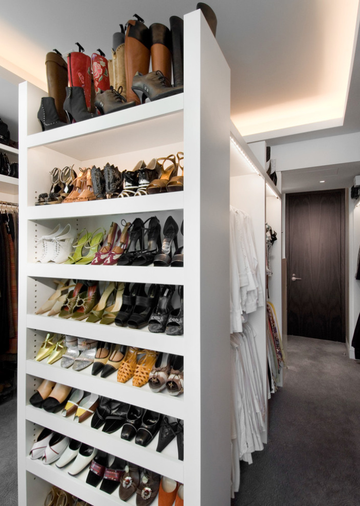 Perfect shoe rack for shoe lovers