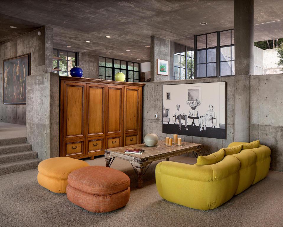 steve martin living room