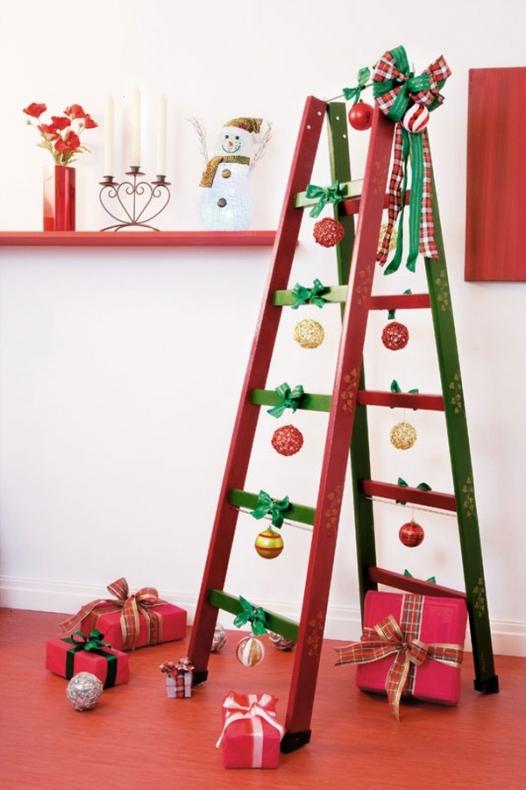 Plain looks magical with your Christmas décor