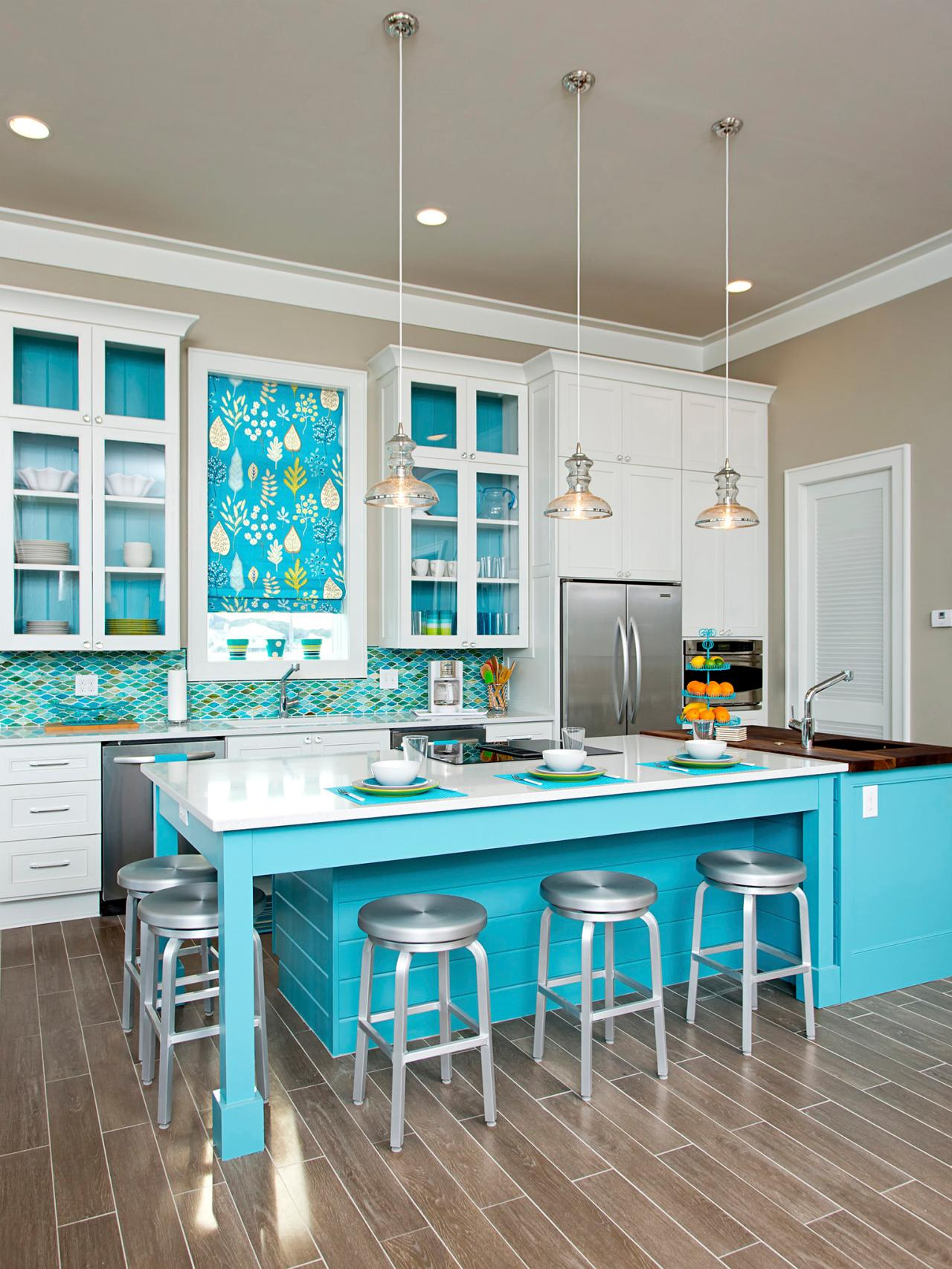 costal kitchen design