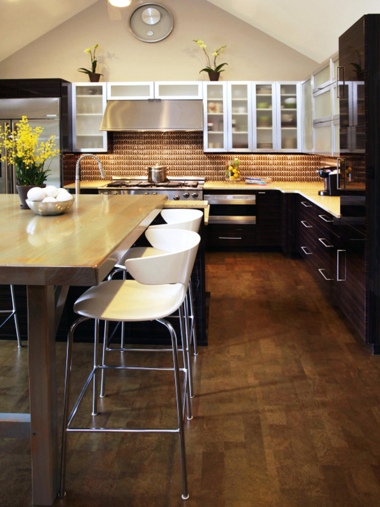 What Is A Kitchen Island With Pictures: Kitchens With Modern Kitchen Island Plans