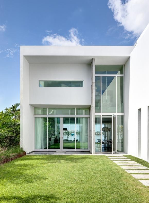 Peribere residence in Miami