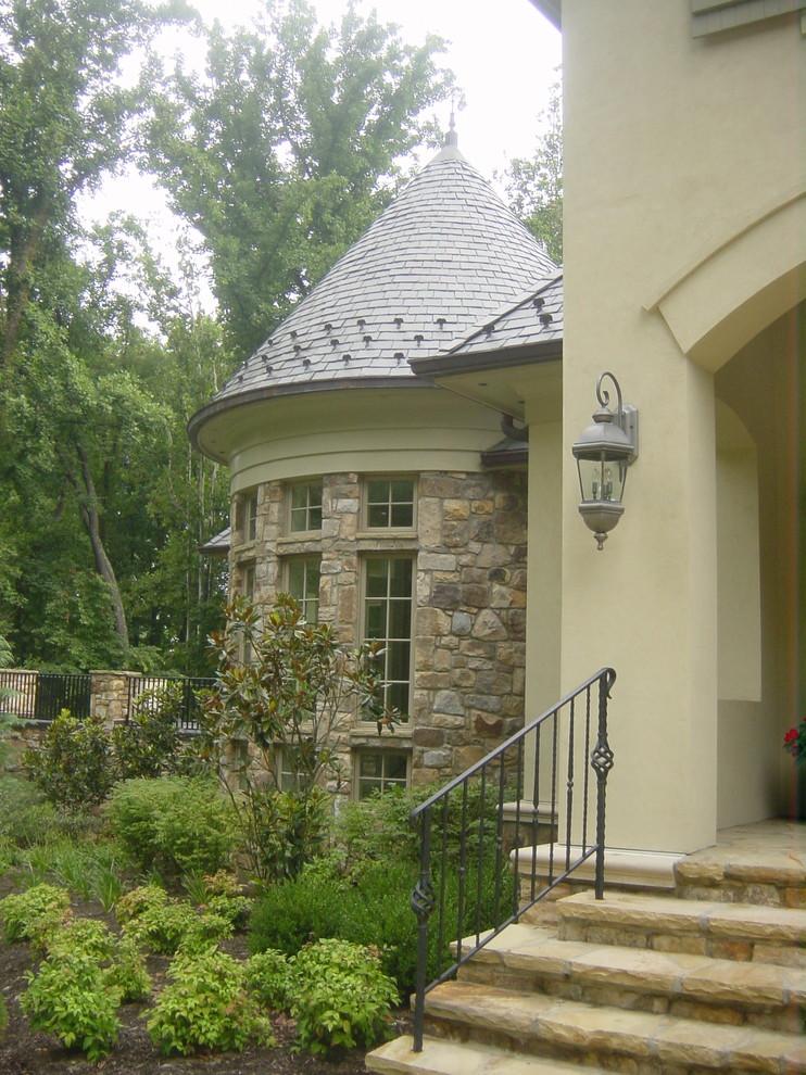 Flat Roof Entrance Porch