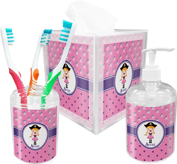 Girl kids bathroom accessories for Bathroom accessories for girls