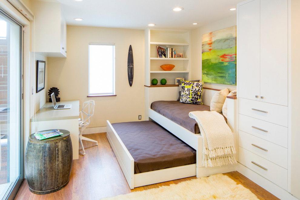 Cool Trundle Beds Designs