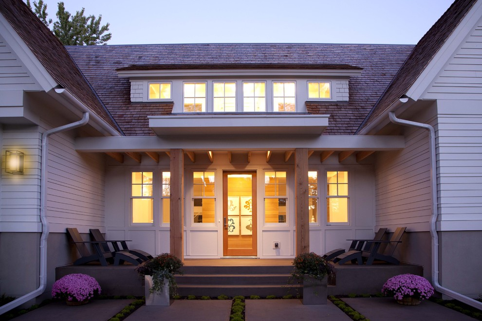 Modern Rooms And Houses With Dormer Window Design
