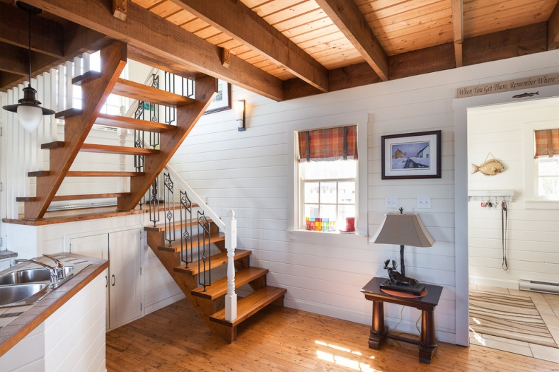 Staircase For Small Spaces Ideas