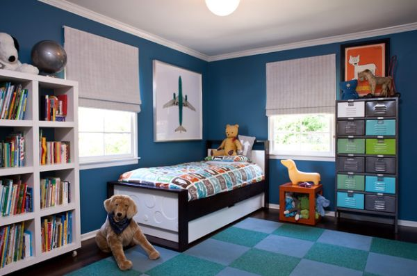 Compact trundle bed design