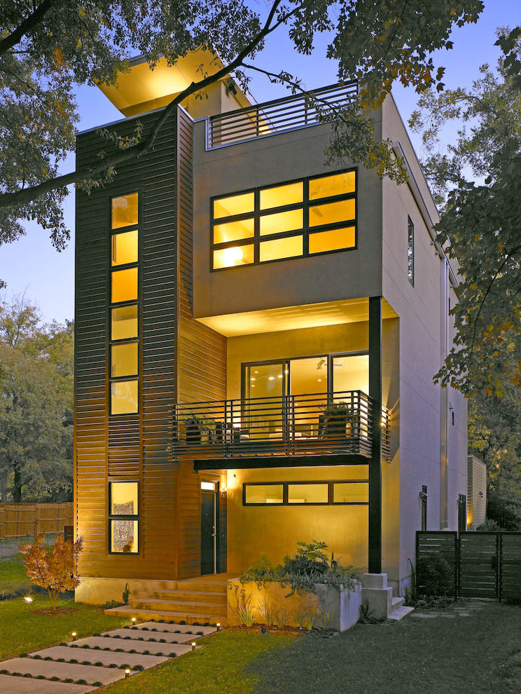 Modern house design ideas for Modern green home plans