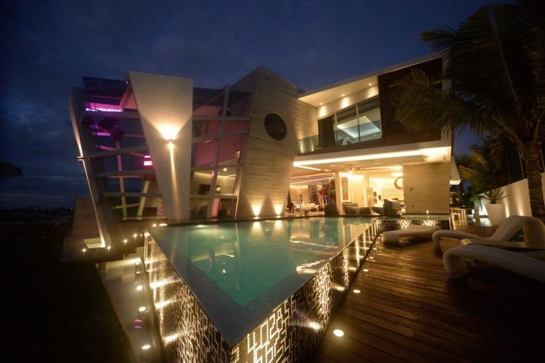 Sharp Modern House
