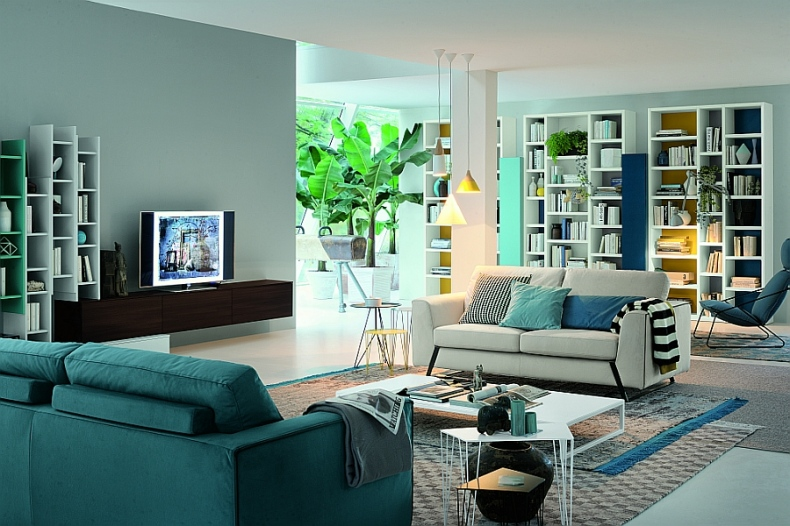 Smartly designed living space