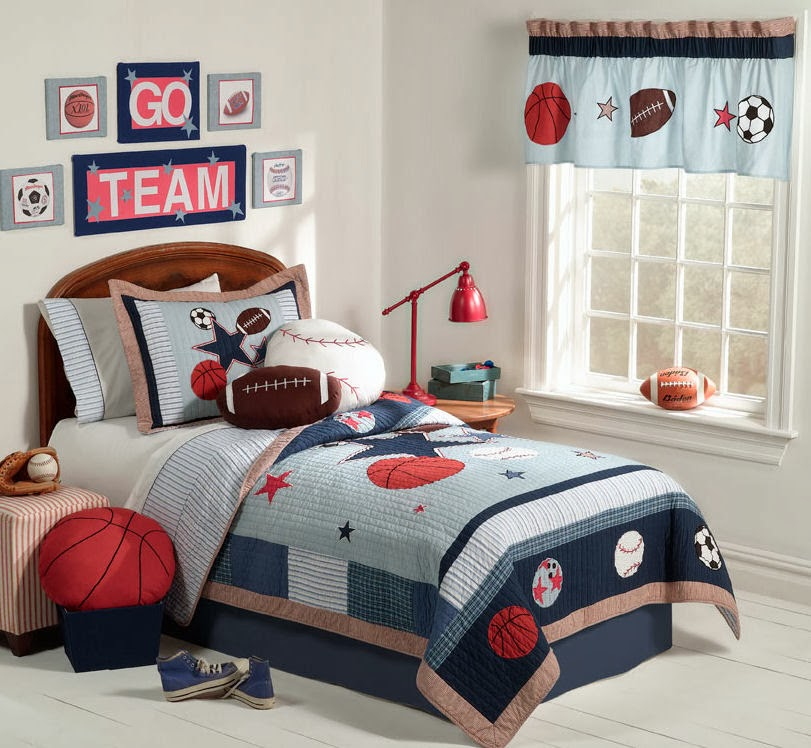 sporting-themed-boys-room