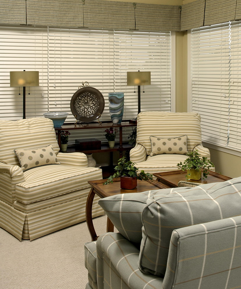 Upholstery vs Blinds
